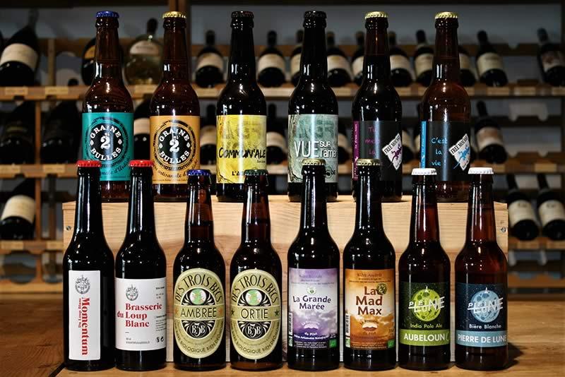 Bieres-artisanales